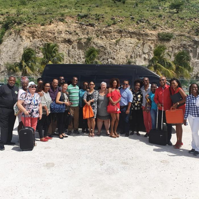1er ministre, investisseurs, CCI de la Caraïbe… Un succès cette croisière Business